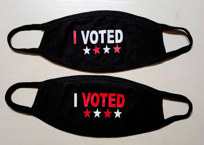 Mask i voted