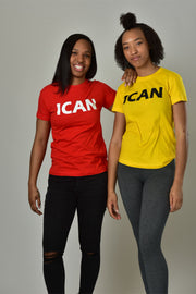 ICAN LADY T SHIRT