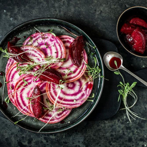 Beetroot Chioggia (500g)
