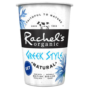 Natural Bio Live Yogurt