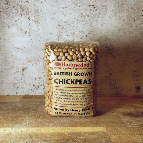 British Chickpeas 500g
