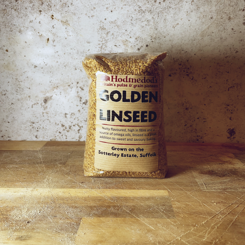 Golden Linseed 400g