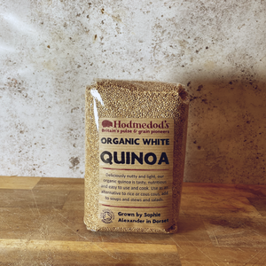 British Organic Quinoa Wholegrain