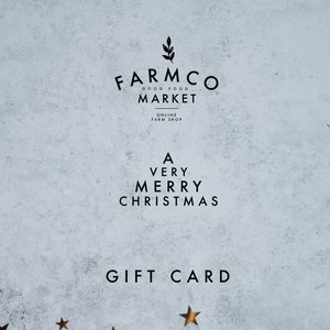 A Very Merry Christmas - Gift Card