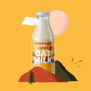 Oat Milk - For Friday Pick up Only