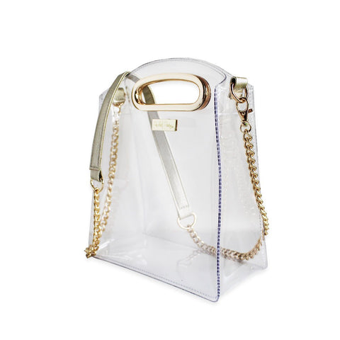COOPER CROSSBODY GOLD