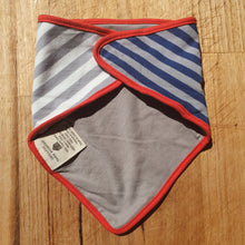 Load image into Gallery viewer, Grey Stripes Bandana