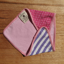 Load image into Gallery viewer, Pink Polka Dots Bandana