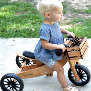 Kinderfeets Balance Bike - Carry Crate
