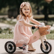 Load image into Gallery viewer, Kinderfeets Tiny Tot Plus - Rose (18 months - 4 years)