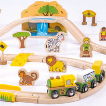 Load image into Gallery viewer, Safari Train Set