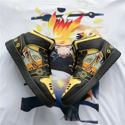 Custom Made Uzumaki KURAMA Shoes