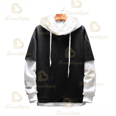 Anime All Might Cotton Pullover Hoodie