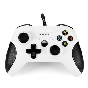 Wired USB Xbox Controller(PC Comp)