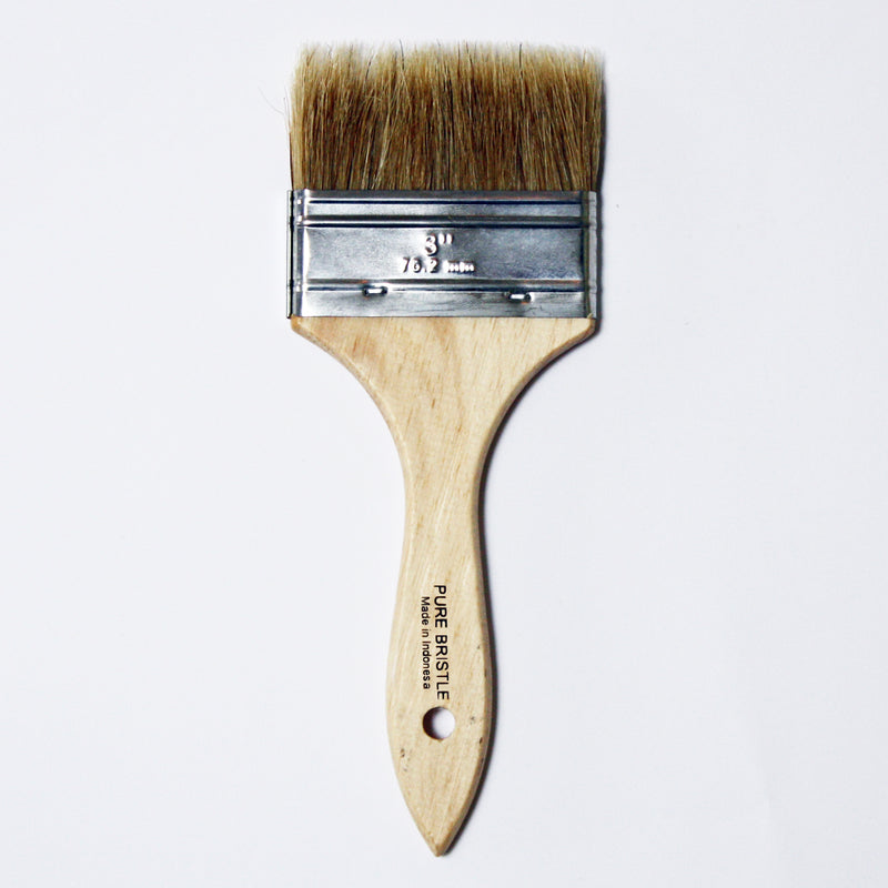 Disposable Single Thick Chip Paint Brush
