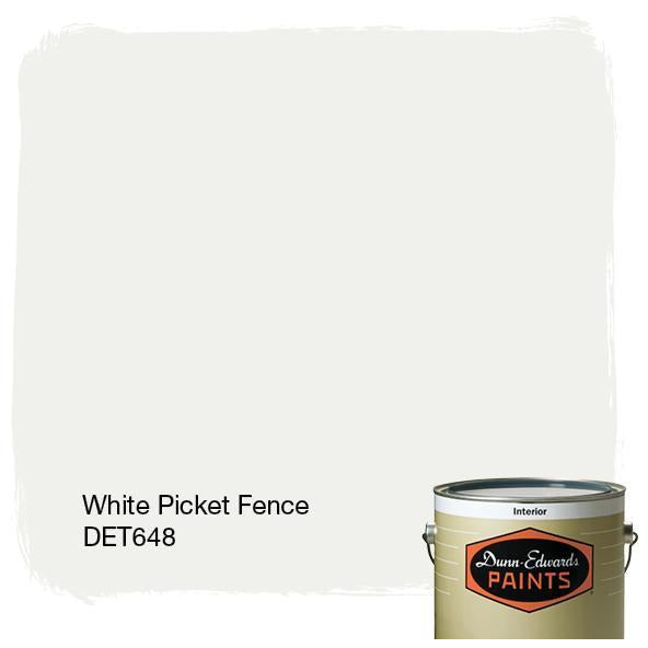 White Picket Fence DET648