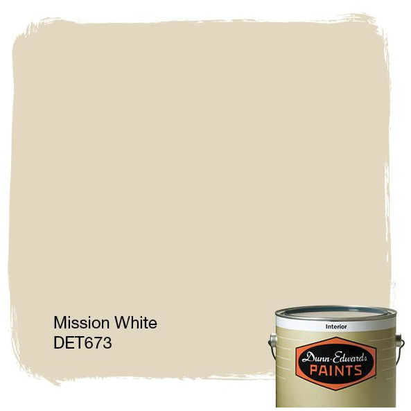 Mission White DET673