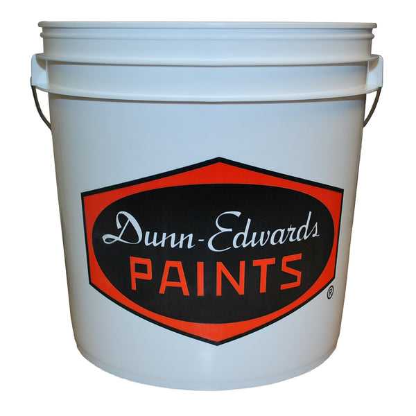 Dunn-Edwards Plastic Bucket, 2 gal