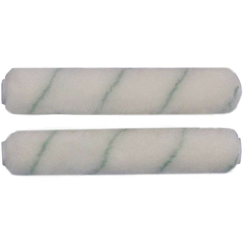 Dunn-Edwards 6 1/2 in. Woven Mini Roller Cover (2 pack)