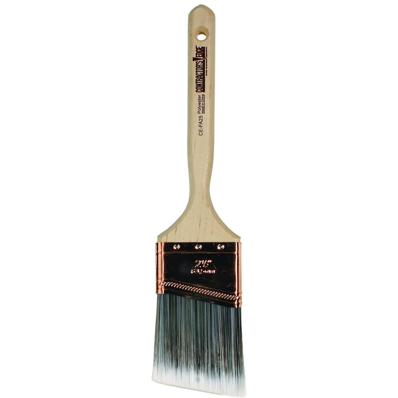 Contractor's Edge Full Angular Polyester Paint Brush