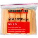 Contractor's Edge 6 1/2 in. Production Polyester Knitted Mini Roller Cover (12-Pack)