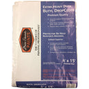 Dunn-Edwards 4 ft. x 15 ft. Heavy Duty Butyl Coated Drop Cloth