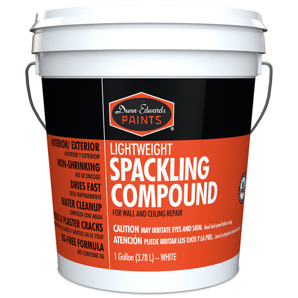 Dunn-Edwards Lightweight Spackling Compound, 1 gal