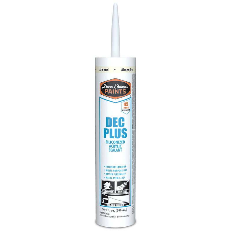 Dunn-Edwards Acrylic Plus Caulk Almond