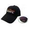 Dunn-Edwards Adjustable Baseball Cap, Black