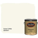 EVERSHIELD® Ultra Premium Ultra-Low VOC Exterior Paint, SWISS COFFEE