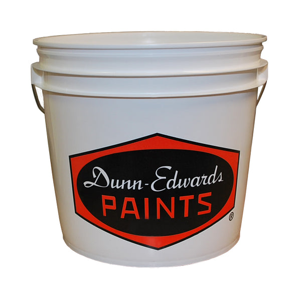 Dunn-Edwards Plastic Bucket, 1 gal