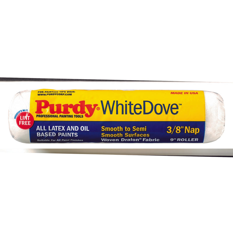 Purdy White Dove 9 in. Roller Cover