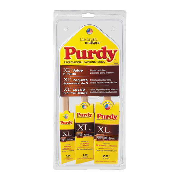 Purdy XL 3-Pack Multi-Pack