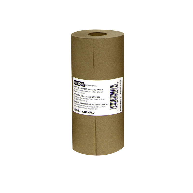 Trimaco Brown General Purpose Masking Paper