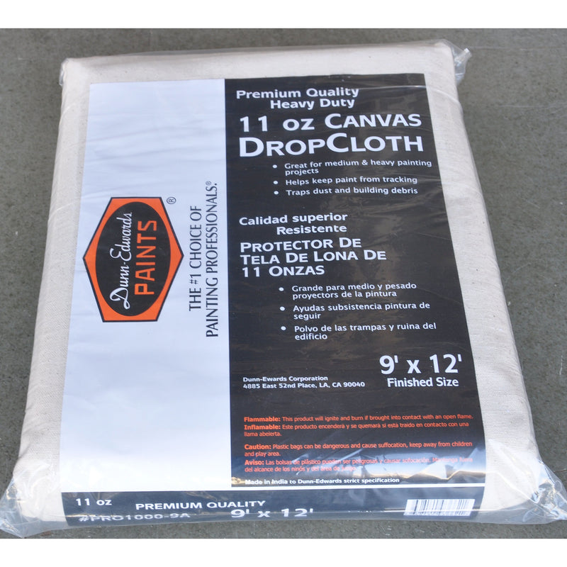 Dunn-Edwards Heavy Duty Canvas Drop