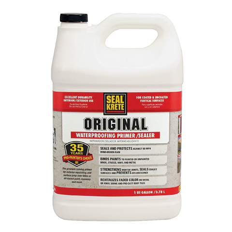 RUSTOLEUM SEAL-KRETE ORIGINAL WATERPROOFING PRIMER SEALER