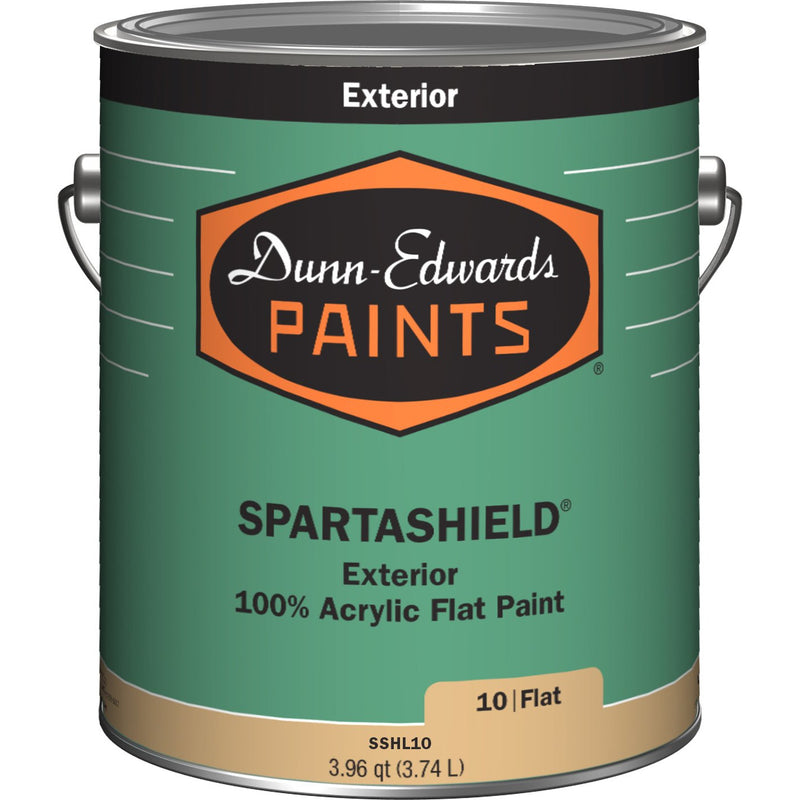 SPARTASHIELD® Premium Ultra-Low VOC 100% Acrylic Exterior Paint