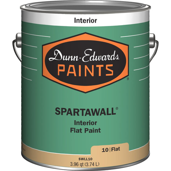 SPARTAWALL® Premium Zero & Ultra-Low VOC Interior Acrylic Paint