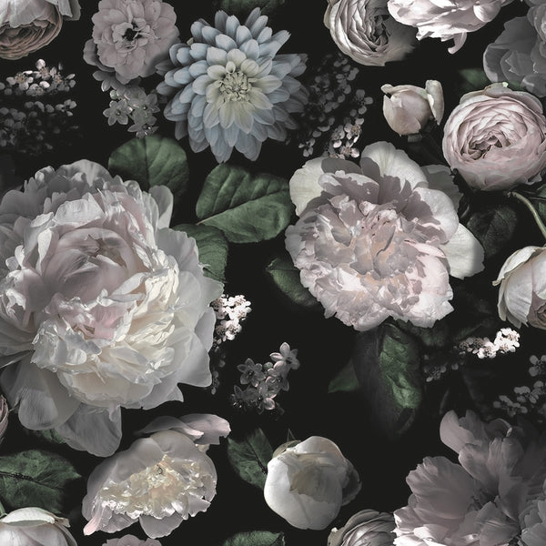 Tempaper® Removable Wallpaper in Moody Floral