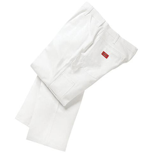 Dickies Relaxed Fit Men's White Painter Pants