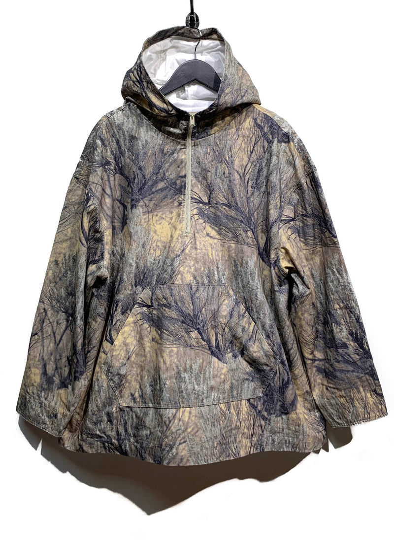 Yeezy Season 4 Tree Prints Cotton Windbreaker Jacket