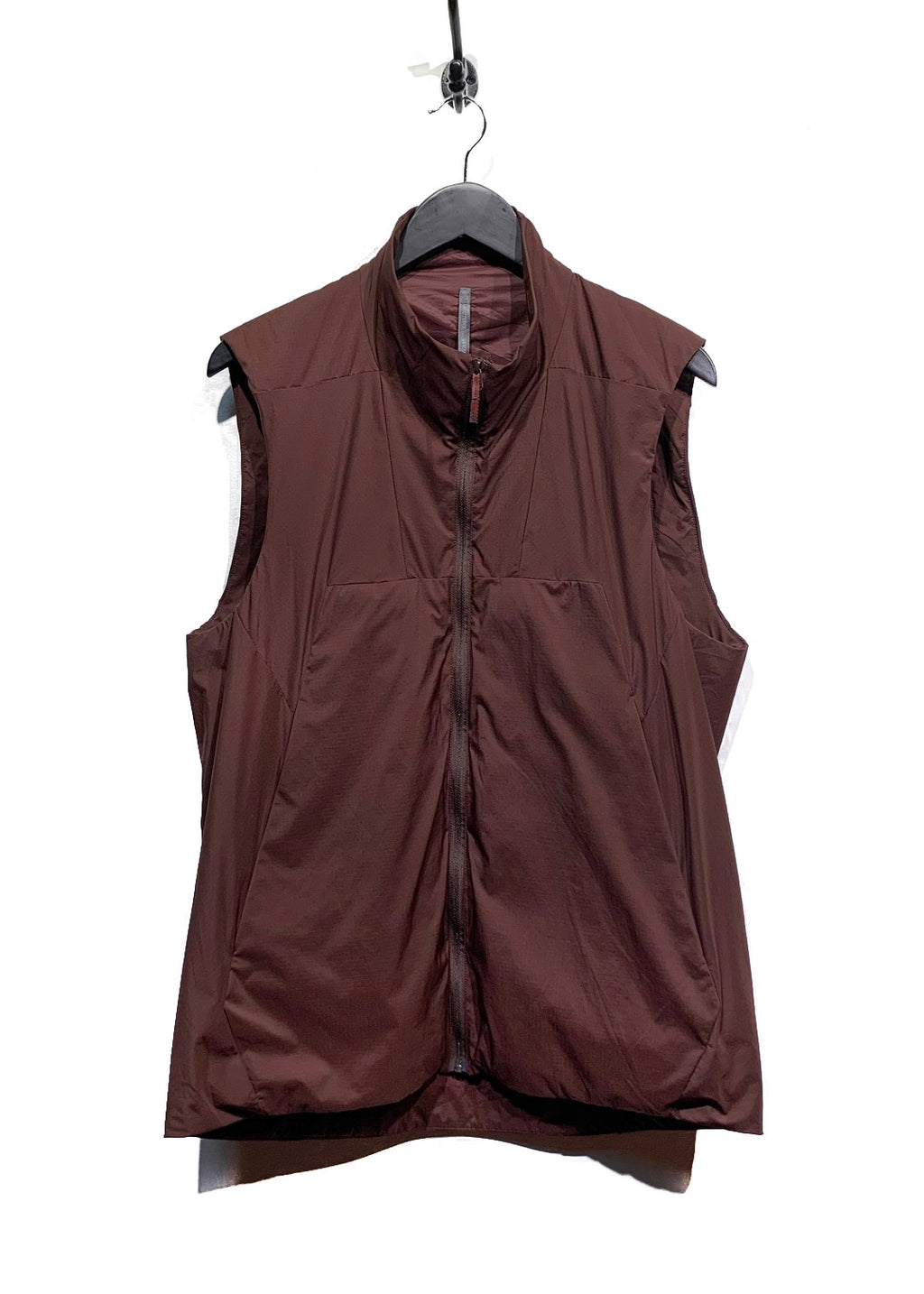 Arc'Teryx Veilance Burgundy Mionn IS Sleeveless Vest