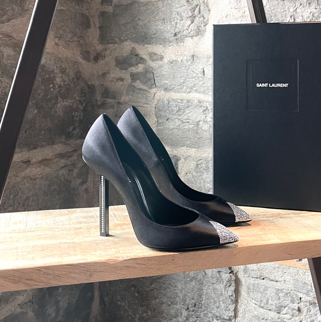 Gucci Brown Patent Leather Penny Loafers