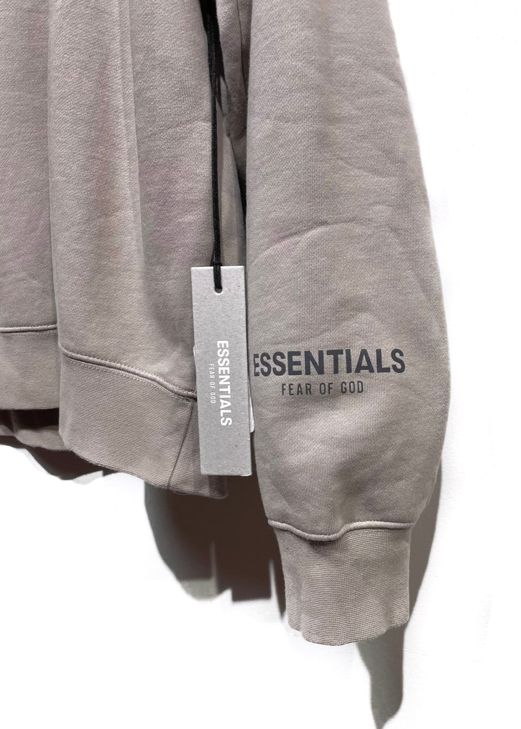 Essentials Fear of God Beige Sweatshirt