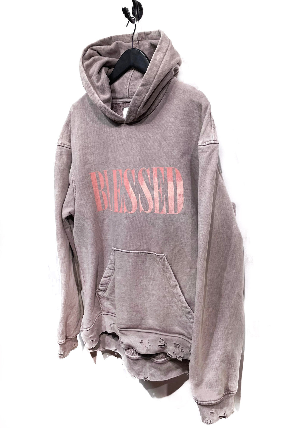"Alchemist Miami Rock The Casbah 2018 Beige ""Blessed"" Hoodie"