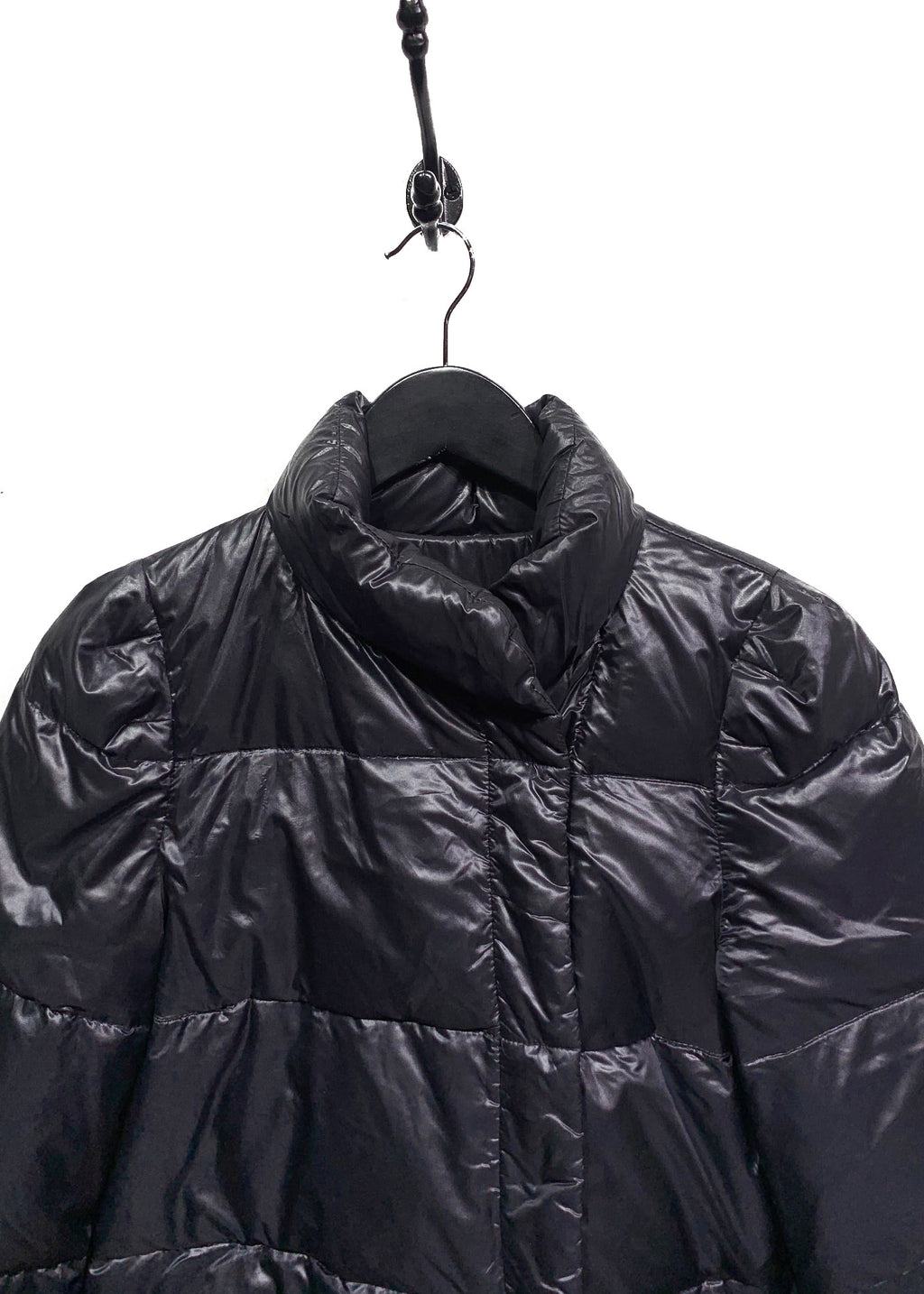 Dries Van Noten Black Down-filled Jacket