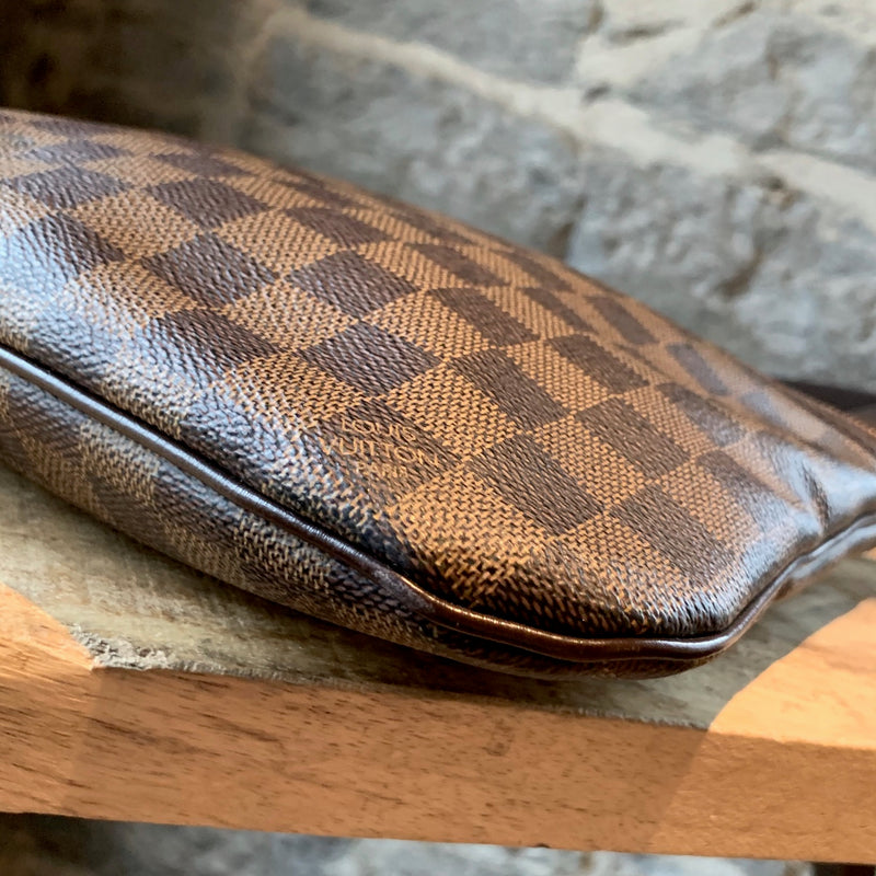 Louis Vuitton Damier Ebene Bosphore Canvas Crossbody Bag