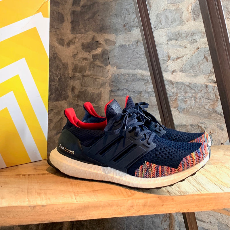 Adidas Ultraboost 1.0 Navy Multi Low-top Sneakers