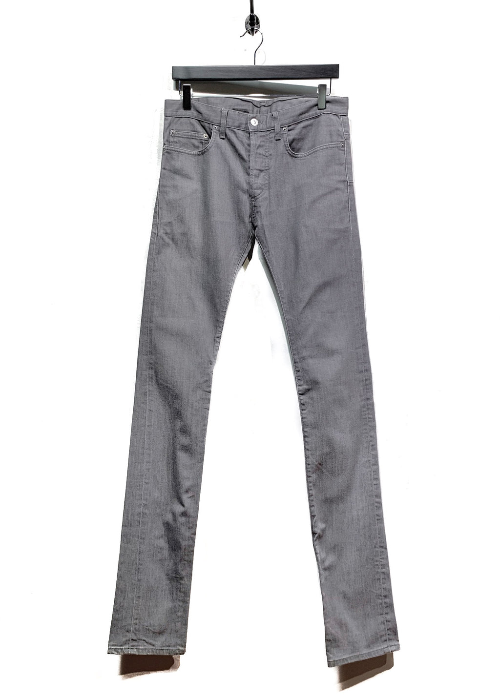 Dior Homme Grey Skinny Jeans