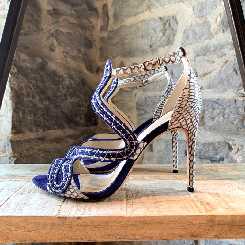 Alexandre Birman New Alice Heeled Sandals